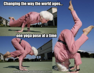An Interview with Bette Calman: World Renowned Yogi and Aging Extraordinaire