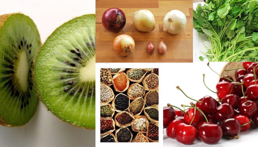 Five Fantastic Superfoods