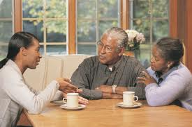 The Conversation: Talking to Your Parents About Care