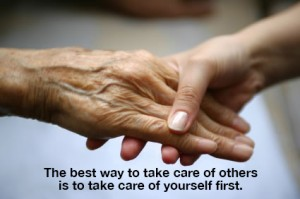 Caring for the Caregiver: Using Lessons Learned from Caring for Others to Take Better Care of <i>You</i>